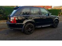 Range Rover Sport 2.7 tdv6 4x4 ☆FSH☆