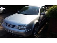 VW Golf 1.9 GT TDI PD 115 mk4 spares repairs breaking 6 speed