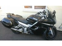 yamaha xjr 1300 for sale good coon new mot, service book spare key