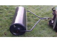 Grass roller