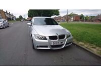 BMW 320D E90 M-SPORT FSH/ Long MOT/ Just serviced / Heated leathers / Run flat tyres