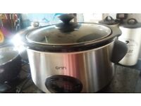 Large slowcookerselling a jselling my onn