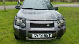 LEFT HAND DRIVE FREELANDER TD4 2.0 BMW CHAIN DRIVEN DIESEL ENGINE AUTOMATIC GEARBOX
