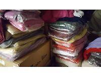 Job Lot 800 x Plain T-shirts only 69p each
