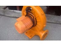 Swiftech Electrical Air Blower 400w for Bouncy Castles Inflatables