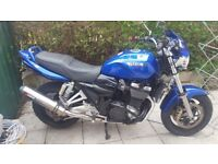 suzuki 1400 k2 for sale couple of little marks but all in all in good condition
