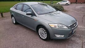 2007 Ford Mondeo 1.8 TDCi Titanium X 5dr 6 speed Full Service History cat-d professionally repaired