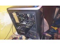 Gaming Computer AMD R9 380 4GB AMD FX 8350 4.0GHz 8 Cores 8GB RAM