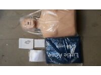 4 Brand New Laerdal Little Anne CPR Manikins