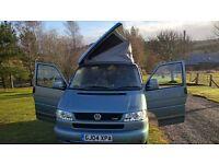 Hi spec campervan in excellent condition - 04 VW Auto Bilbo Celeste - 83,000m - 12 months MOT - FSH