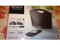 Sony wireless speaker system