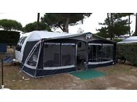 Dorema Multi Nova full Awning in Grey/Charcoal