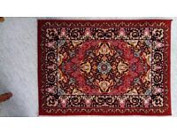 New Persian small rug/ size: 50cm x 70cm
