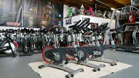 LIFE FITNESS SPINNING BIKE LIFE CYCLE GX WITH MONITOR