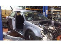 AUDI A3 S-LINE 2006 BREAKING MOST OF THE PARTS AVALIABLE