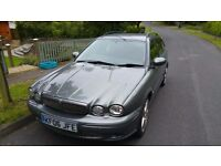 Jaguar X Type 2.2 diesel estate
