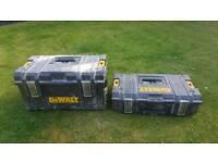 DEWALT TOUGH SYSTEM BOXES