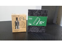 IPV D3 Mod & iSub G & 18650 Battery Vape