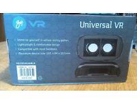 Goji virtual reality headset