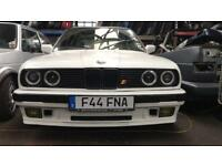 BMW 325i Breaking All Parts Available Can Post Parts out based in Birmingham M3 e30