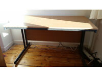 Office desk - ideal for sitting at with suitable chair (not provided)