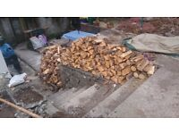 Logs for woodburners