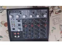 Bheringer Audio mixer