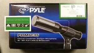 Pyle PDMIC35 Condenser Mic