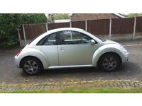 2006 vw beetle luna 1.4 petrol £1250 reduced