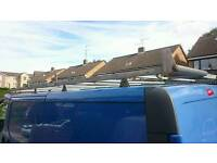Vivaro, traffic, primstar, lwb heavy duty roof rack