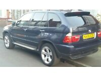 BMW X5 3.0D SPORT 2006 TOP SPEC LOW MILES