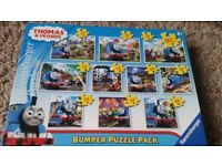 Thomas and Friends Bumper Puzzle Pack Jigsaw