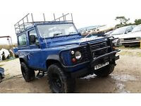 Land Rover Defender 4c 90 Diesel