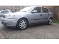 Vauxhall Astra 2000 Automatic - Petrol - 1.6 - AC - HPI Clear - MOT - Only 36000 miles