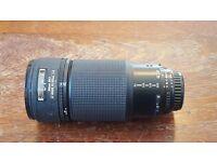 Nikon AF Nikkor 80-200mm 2.8 ED lens