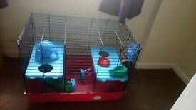 Big pet cage