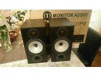 Monitor Audio Bronze BX2 Speakers