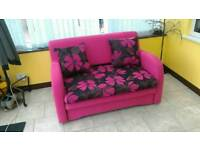 Excellent condition sofa bed with storage! Free delivery in 5 miles radius.
