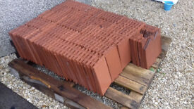 Clay Plain Acme Single Camber Roof Tile 248 new