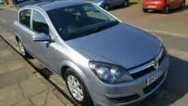 Vauxhall Astra 1.7 CDTI, M.O.T until 25/11/18