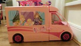 Barbie Campervan