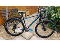2015 Cannondale trail 3 29er Mountain bike.