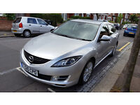 Mazda 6 2.2 diesel TS2, 2010, £3000 ONO, 1 previous owner, full service history, last one 12.05.2017