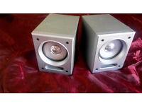 unbranded set of speakers