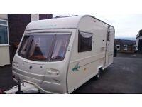 AVONDALE DART 2003, 2 berth caravan