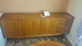 1960 Vanson Sideboard ? Maker G W Evans