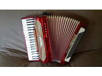 Hohner Verdi IIIN piano accordion
