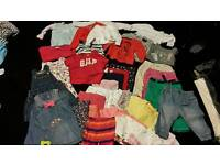 Girls 3-6 months summer clothes bundle