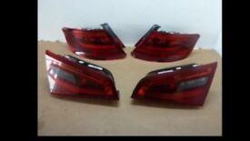 A3 rear lights,Audi rear led lights