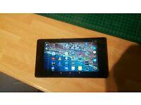 Google Nexus Android Tablet 32gb 2gb ram.